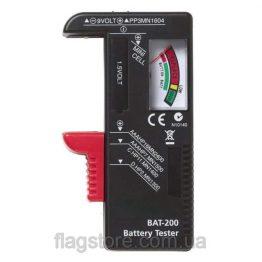 Купить тестер зарядка батарейки