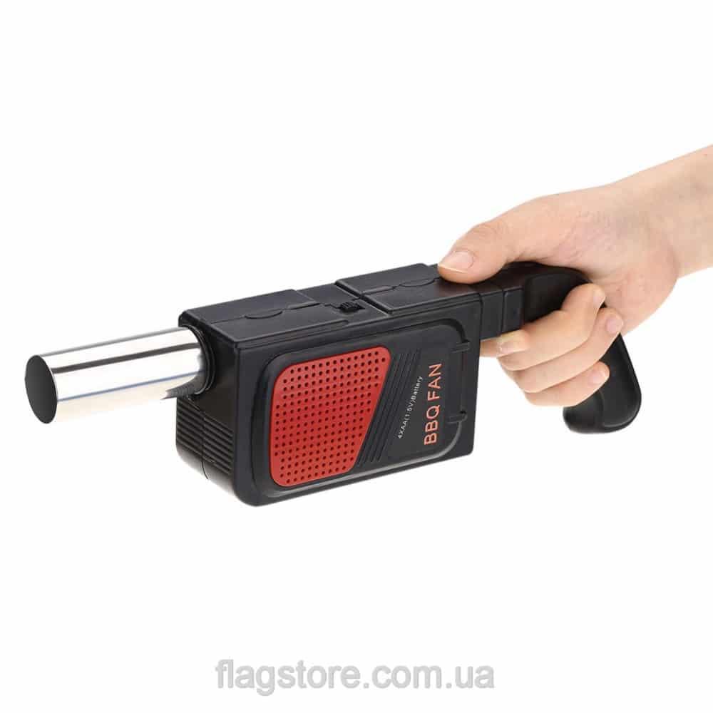 Электронный вентилятор для мангала 3