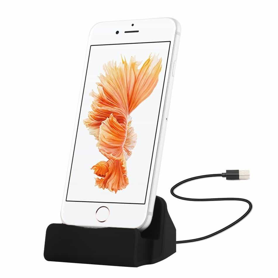 Заказать Док станция для iPhone с разъемом Lightning купить 4