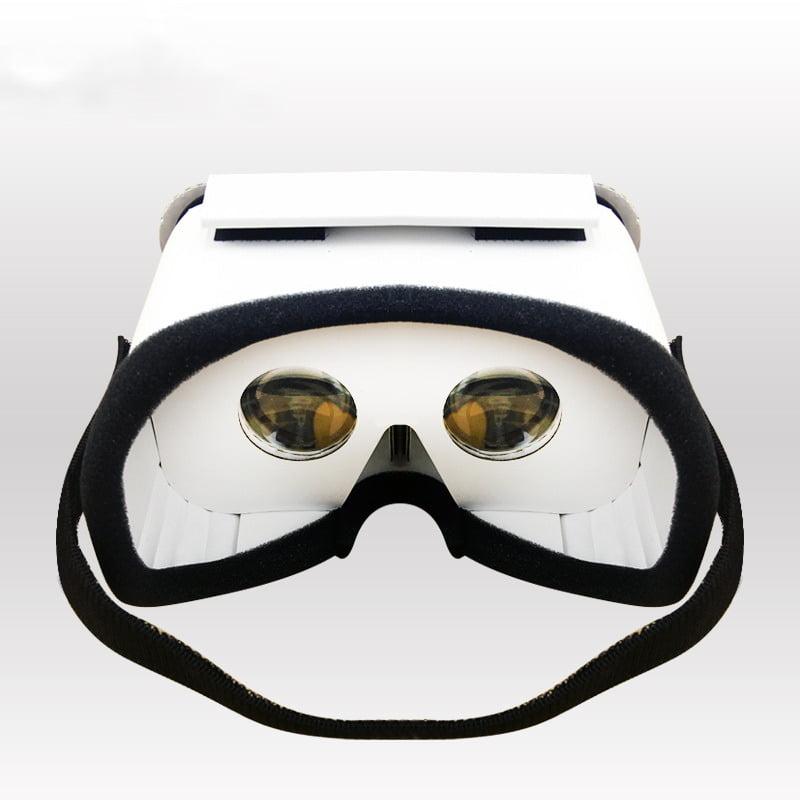 Заказать Картонные очки виртуальной реальности (VR) для смартфона купить 2