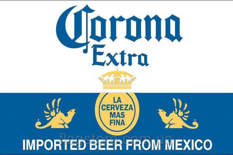 Купить флаг пива Corona Extra