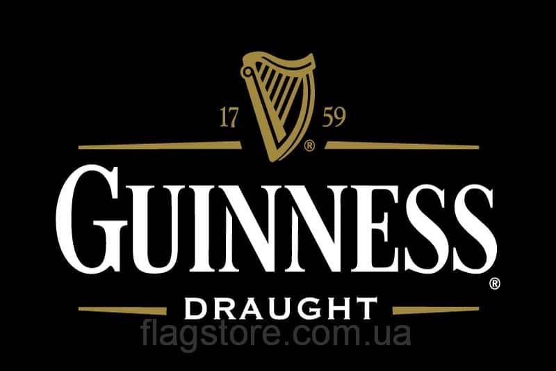 Купить флаг Guinness (Гиннесс)