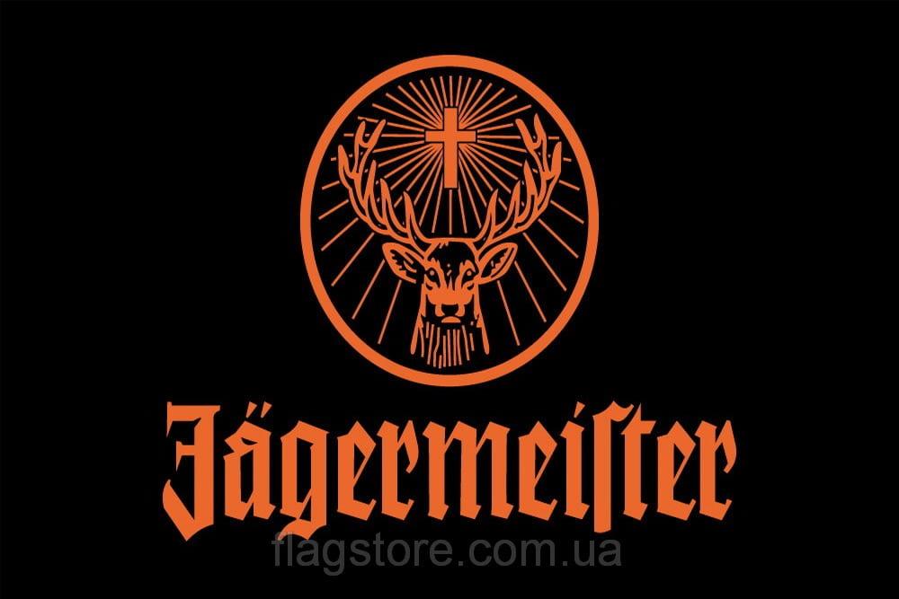 Купить флаг Jägermeister (Егермейстер)