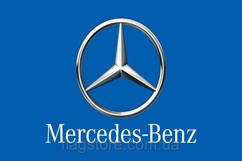 Купить флаг Mercedes-Benz (Мерседес)