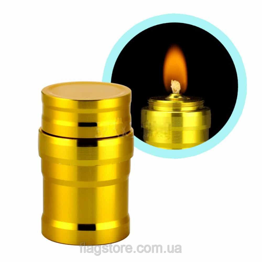 Купить Мини-спиртовая лампа-горелка 10 мл заказать 2