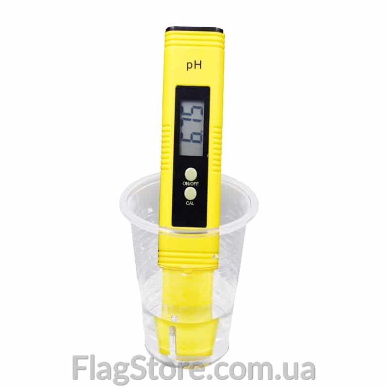 pH тестер воды 7
