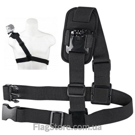 купить крепление для GoPro на плечо