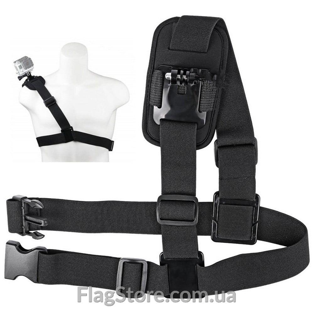 Крепление для экшн-камеры GoPro на плечо 7