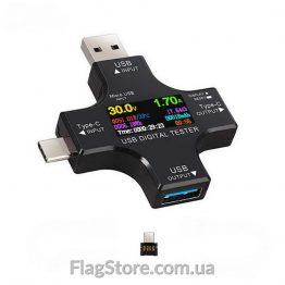 Тестер 3в1: USB-A; USB-C; Micro-USB купить