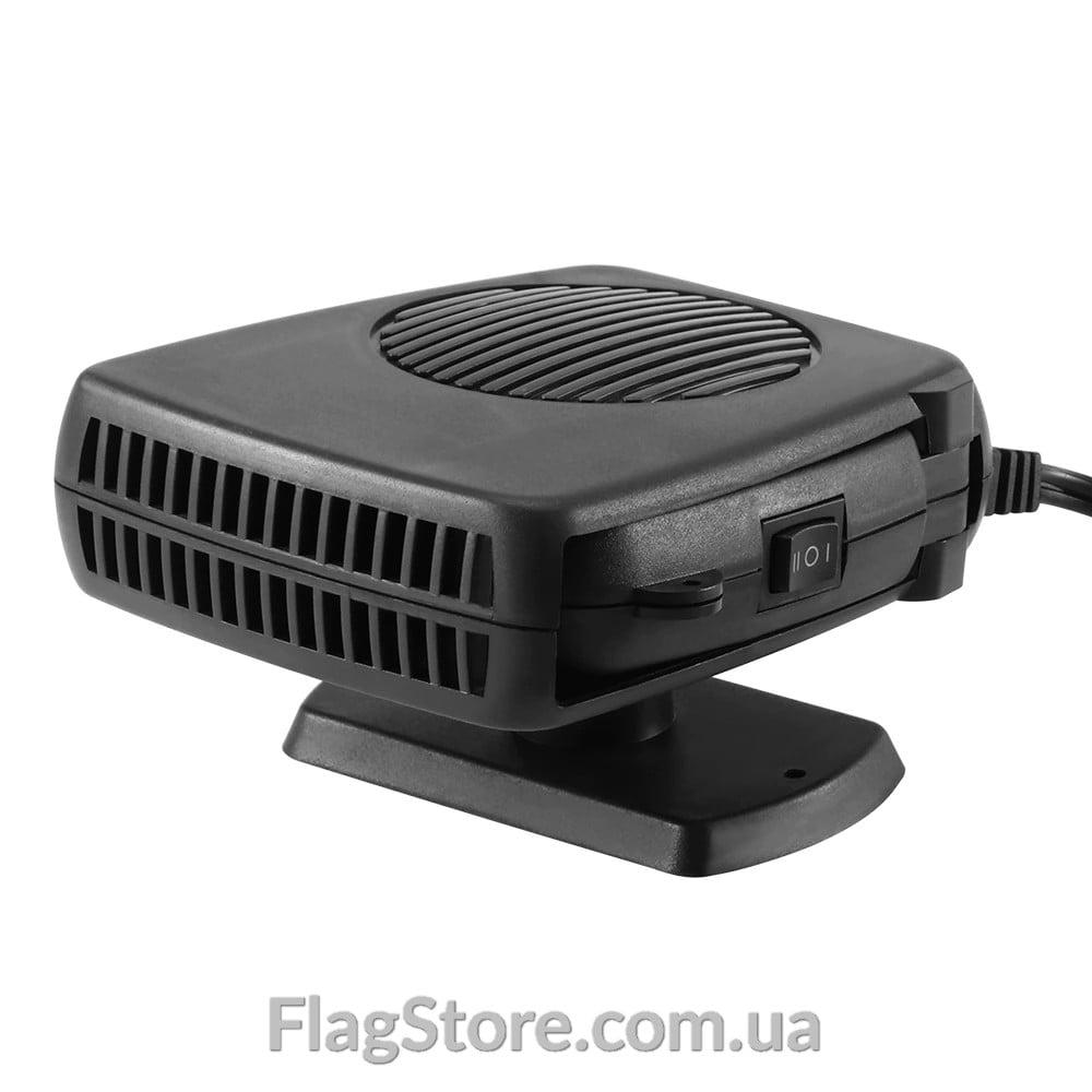 Обогреватель-вентилятор в машину от прикуривателя 12 вольт 7