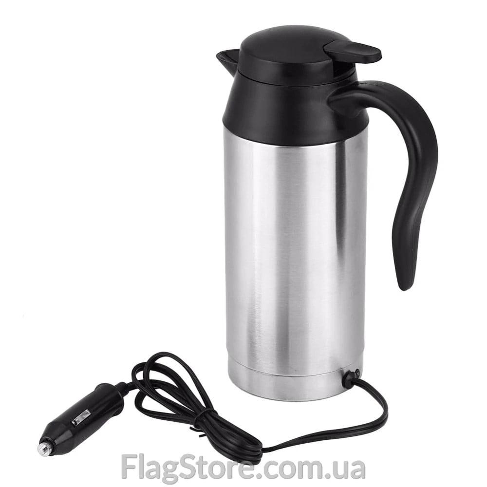 Чайник-термос от прикуривателя на 12 вольт в легковую машину