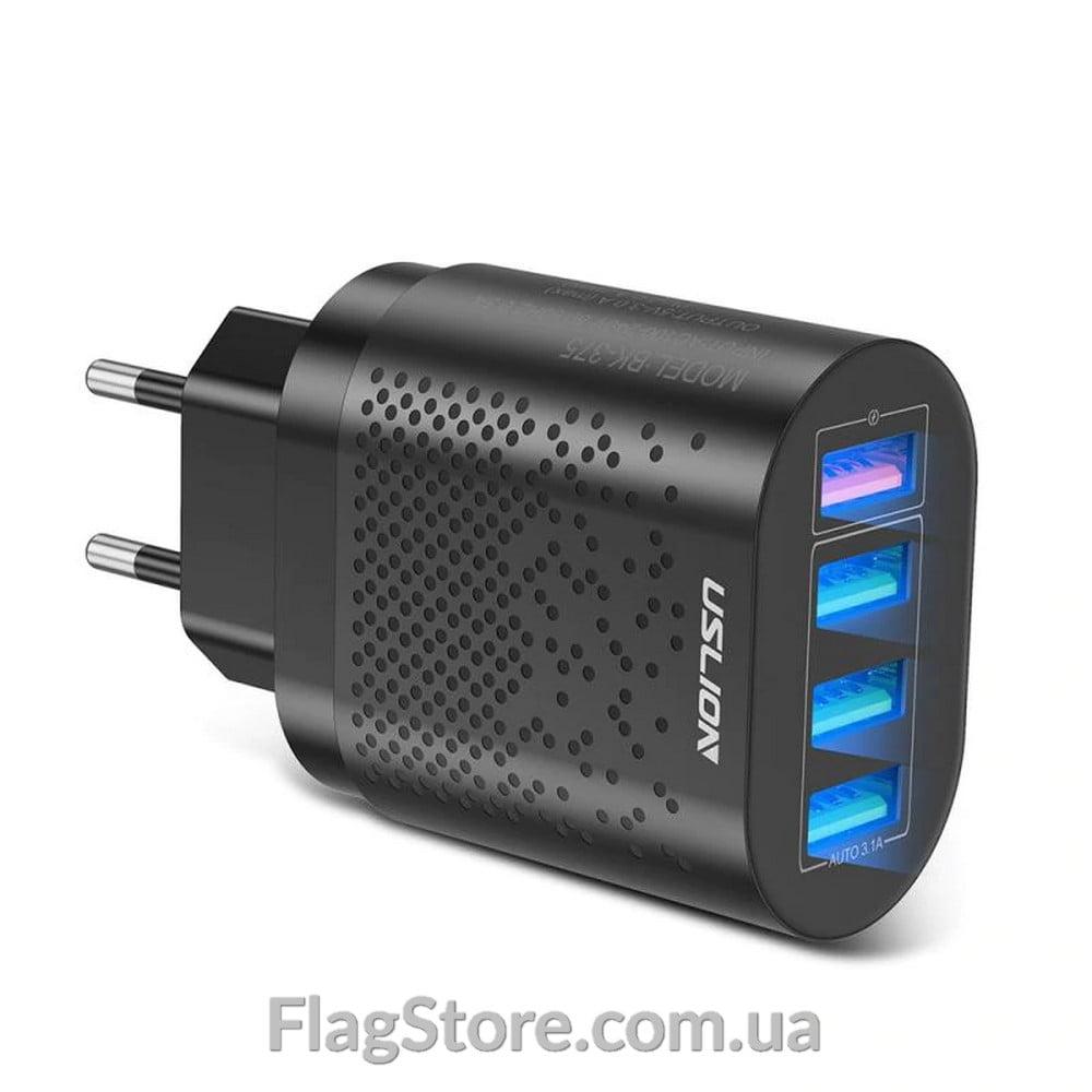 Блок питания 48W на 4 USB 2