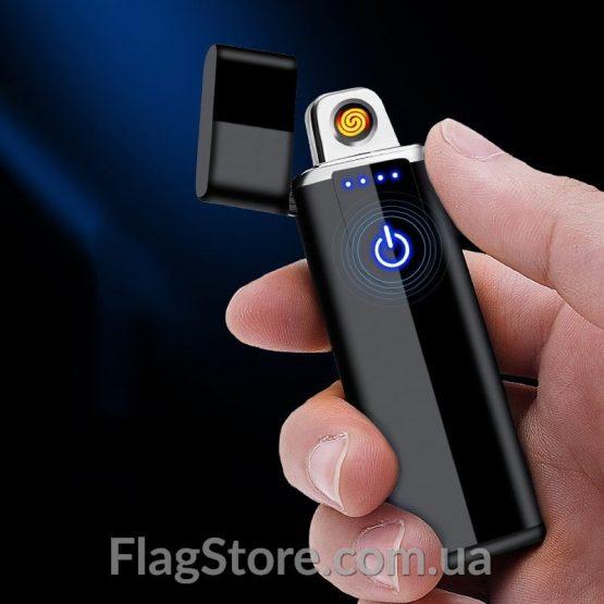Сенсорная спиральная зажигалка USB купить
