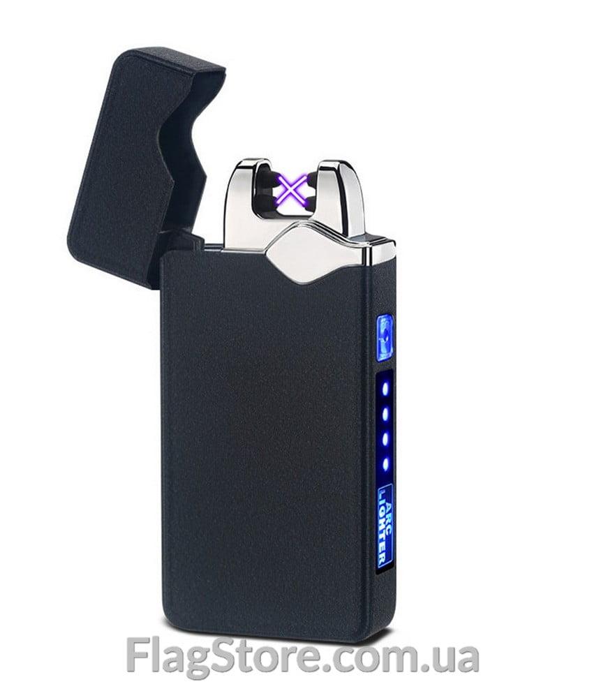 Электроимпульсная зажигалка USB 7