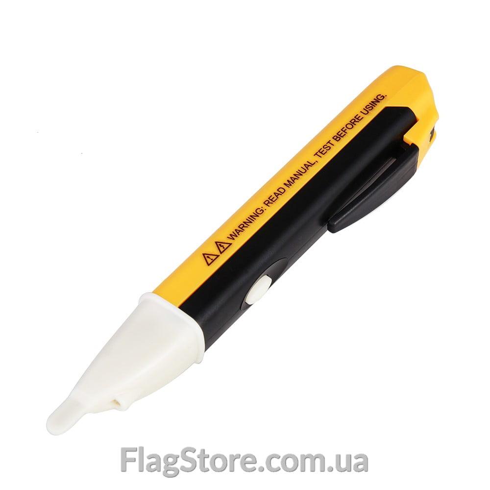Бесконтактный тестер напряжения в виде ручки 5