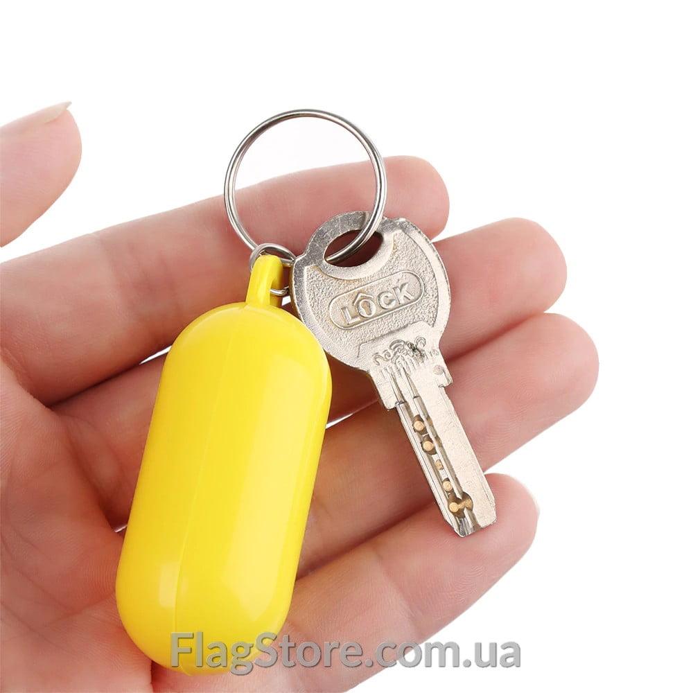 Брелок-поплавок для ключей 1