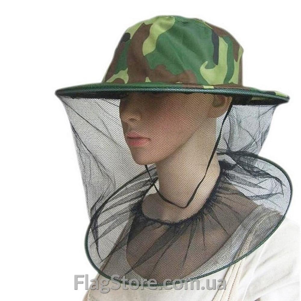 Шляпа с антимоскитной сеткой 1