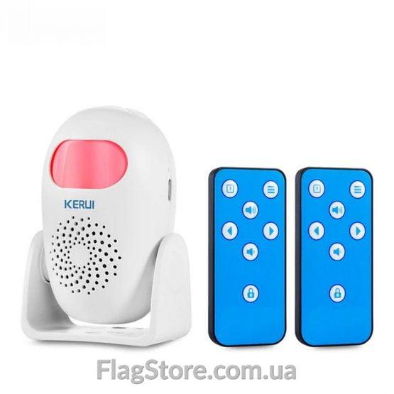 Инфракрасный датчик движения с сигнализацией купить