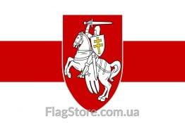 Купити білоруський біло-червоний прапор «Погоня»