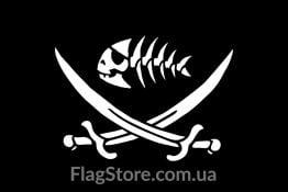 Купити корсарський прапор корсарів