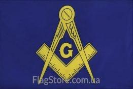 Купить масонский флаг масонов