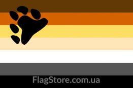 Купити прапор міжнародного братства Ведмедів