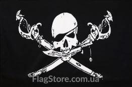 Купити флібустьєрський прапор флібустьєрів