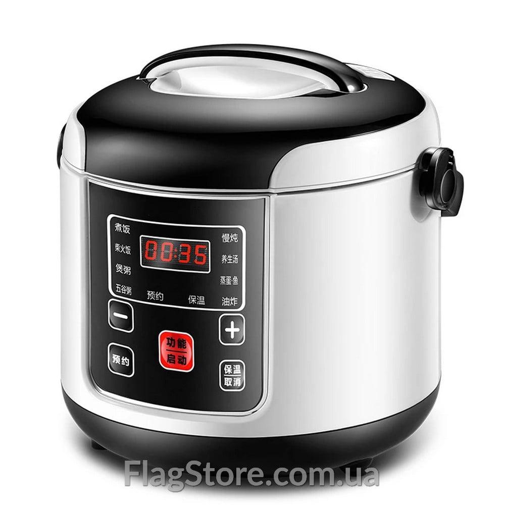 Рисоварка-мультиварка 2 литра для для фур и грузовиков 24 вольта 4