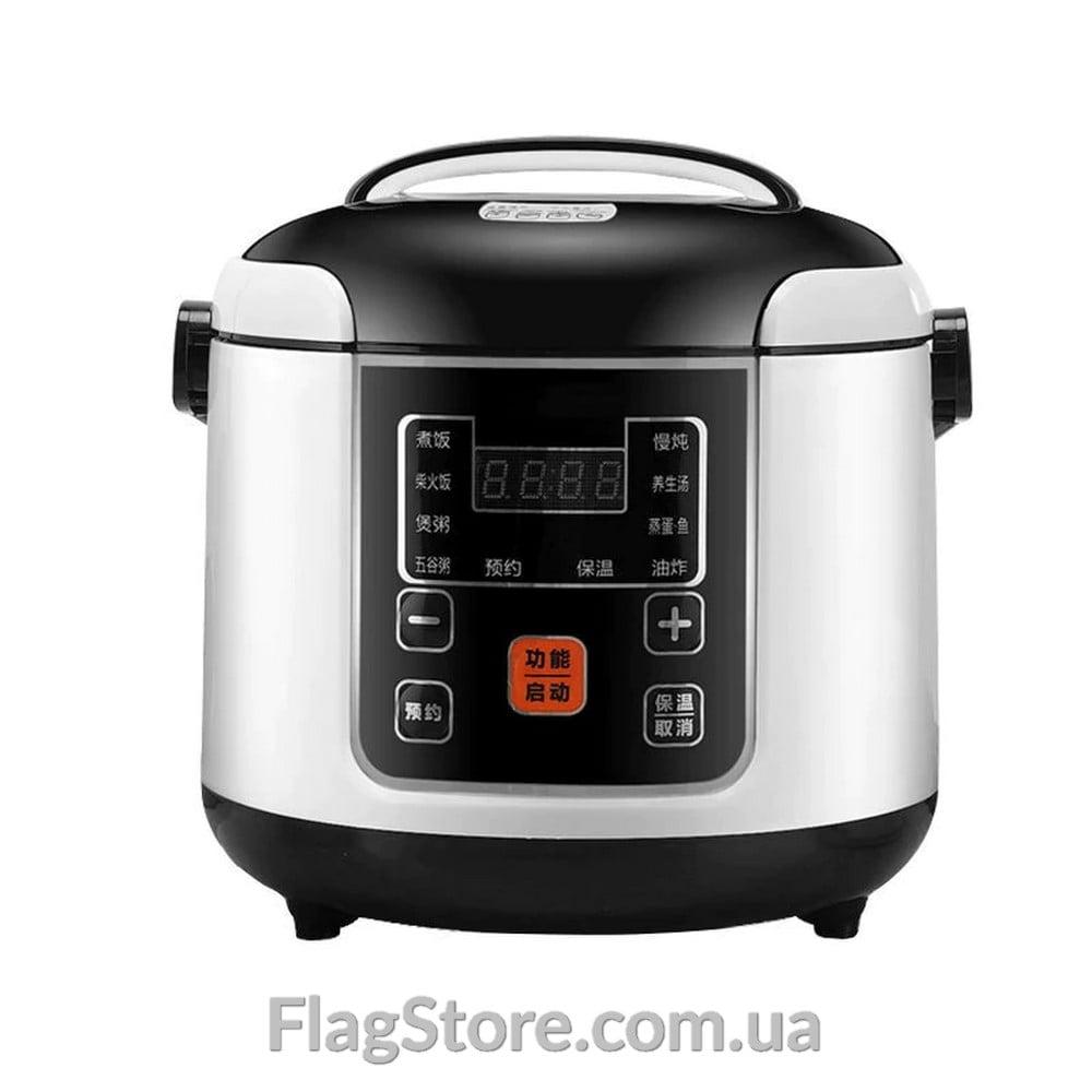Рисоварка-мультиварка 2 литра для легкового авто 12 вольт 1