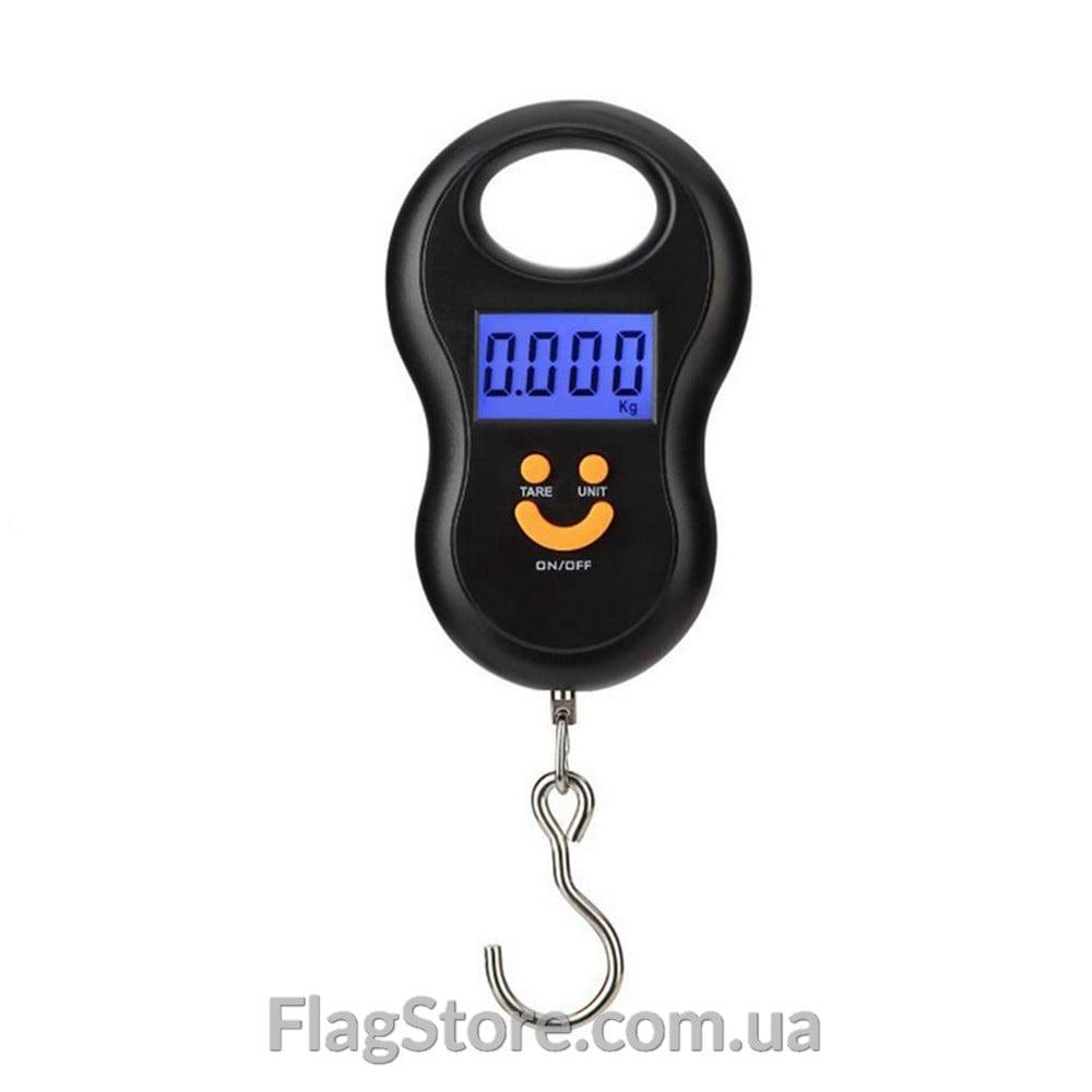Электронные ручные весы до 50 кг 4